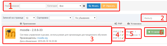 Кнопп хостинг хостинг домен описание
